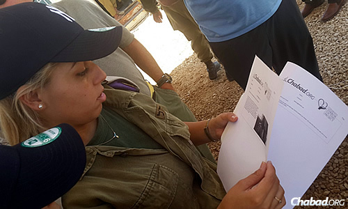 For some writers, the work that the IDF has been doing is profoundly personal.(Photo: CTVP)