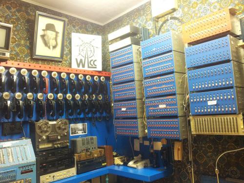 מערכת חוצת יבשות. חדר השידורים של WLCC כיום