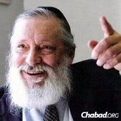 Rabbi Nachman (Norman) Bernhard