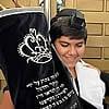 צפו בתמונות המרגשות: רועי מנדלוביץ חוגג בר מצווה בכותל