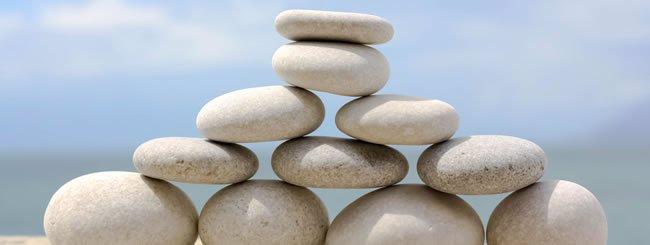 Gedanken: Die Bedeutung der Steine