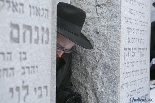 (Photo: Adam Ben Cohen/Chabad.org)