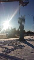 Calgary Community Menorah Lighting