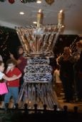 Ice Chanukah in the Plaza