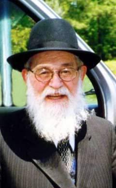 Rav Yaakov Moshé Friedman (1924-2004)