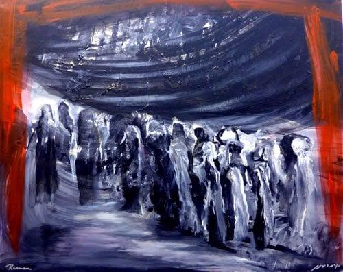 Exodus - by Yoram Raanan