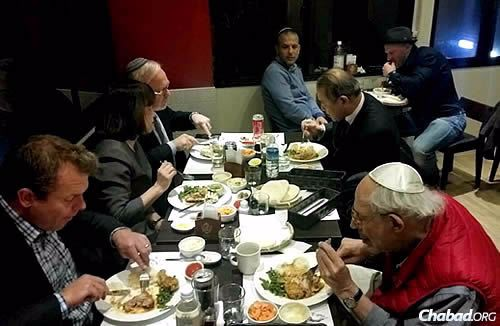 The restaurant already has a following among locals, who say its existence will change kosher travel in Japan.