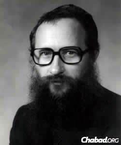 Rabbi Avrohom Korf, head shaliach and director of Merkos Lubavitch of Florida in Miami Beach