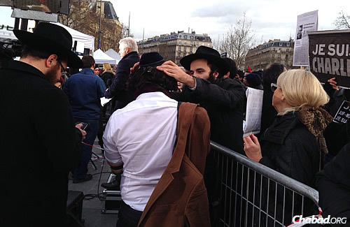 After a week of violence in Paris earlier this year, France is still grappling with significant issues regarding French Jewry and public security. Here, a show of support at the Jan. 11 massive rally in the streets of Paris. But the question remains: What next?