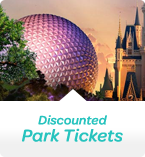 Discounted Park Tickets to Disney World and Universal Studios