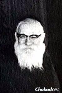Rabbi Solomon S. Hecht
