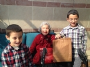 Passover Gift Bags for Seniors