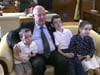 Israeli President Rivlin Hosting Lifshitz Kids from Nepal
