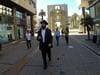 A Rabbi's 10-hour walk through Montevideo