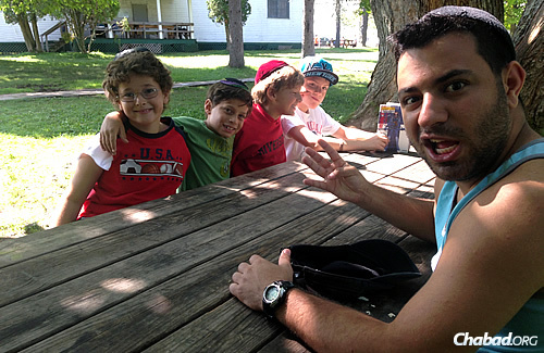 The boys camp was such a success that this year, a girls camp will take place this summer within Camp Gan Israel of the Poconos in Dingmans Ferry, Pa.