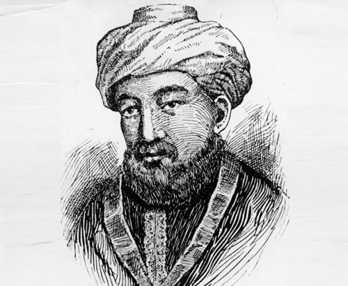 Imagem de Maimonides (Wikimedia)