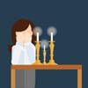 """La femme """"non-juive"""" qui allumait les bougies de Chabbat"""