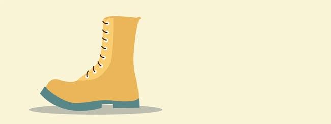 Comentaristas de la Parashá: Las botas sobre la tierra