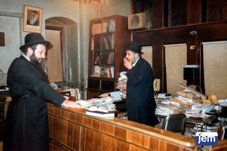 Catching up with Rabbi Yitzchak Yehuda Yaroslavsky, rabbi of Nachlat Har Chabad, Israel
