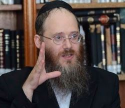 הרב זלמן פרקש