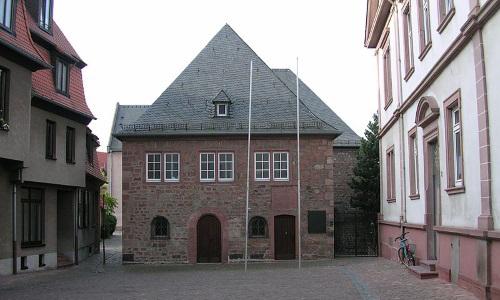 """בית הכנסת רש""""י בוורמס, גרמניה"""