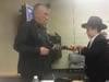 Yeshiva Students Initiate a Holocaust Survivor's Bar Mitzvah