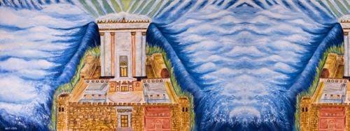 ציור בית המקדש