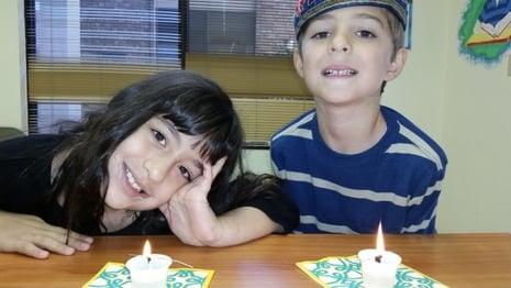 Chabad Hebrew School 5775