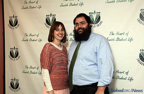 Rabbi Yochanan and Sarah Rivkin