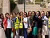 Volunteers Help Kids With Special Needs at Jerusalem Friendship Circle
