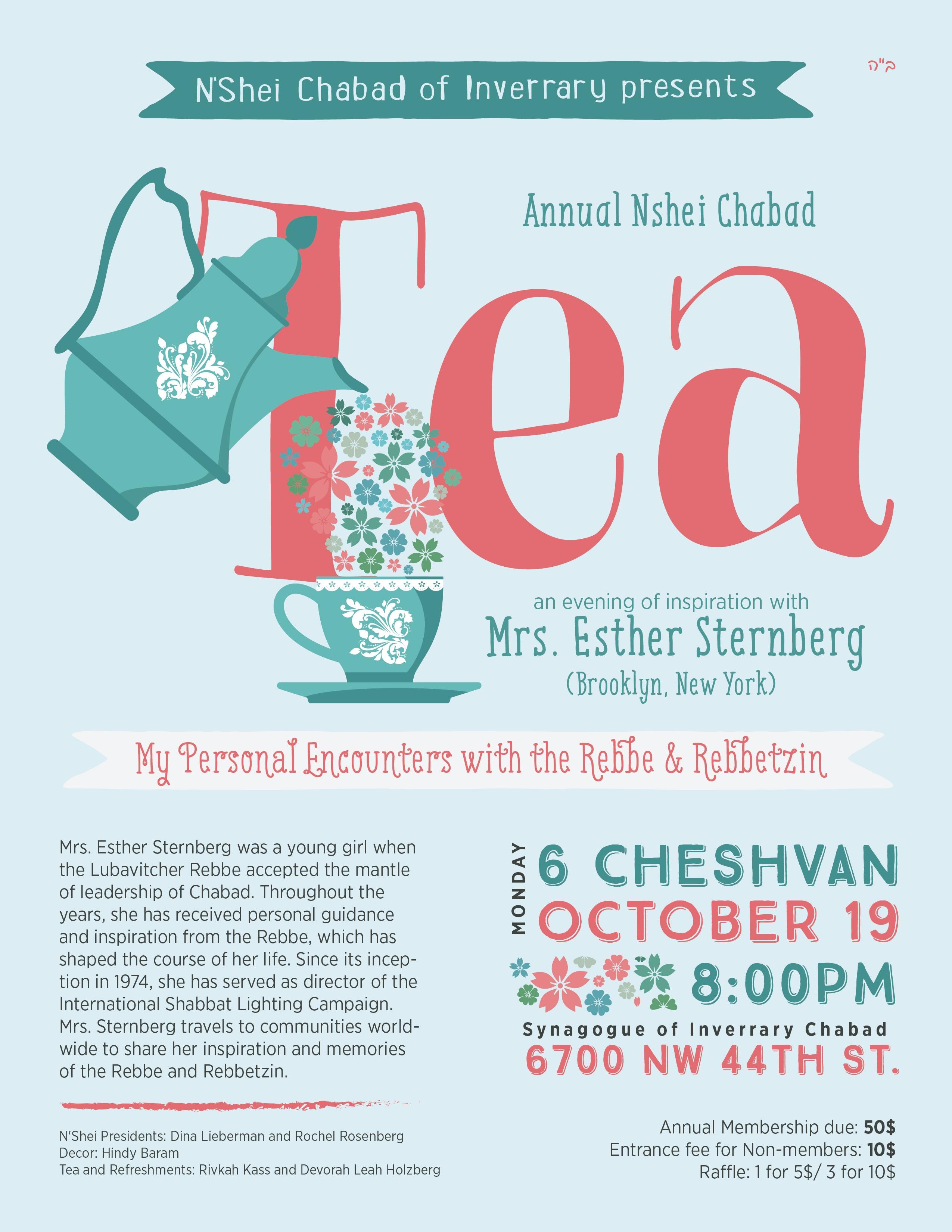 Oct 19 - Nshei Chabad Tea.jpg