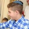 גלריה מיוחדת: סיימון, הילד שהגיע מוינה באמצע גל הטרור