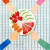 Com que mão devemos segurar os alimentos ao recitar as Berachot antes de comê-los?
