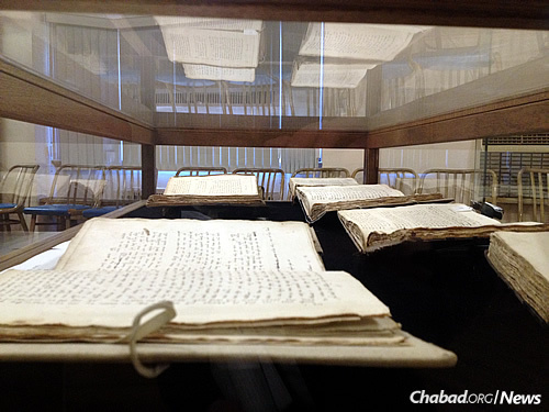 The library's Judaica collection is considered one of the greatest in the world. It contains more than 250,000 mostly rare books; 50,000 letters, artifacts and pictures; and 8,000 handwritten manuscripts.