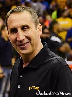 Cleveland Cavaliers head coach David Blatt (Photo: Wikimedia Commons)