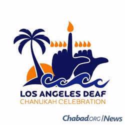 The logo for the Los Angeles celebration