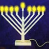 The Menorah That Lit up a Soul