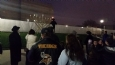 Capitol Menorah Lighting 5775