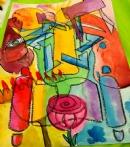 Women Art Night Chanukah