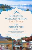 Tahoe Shabbaton