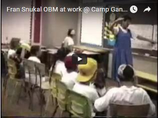 Fran Snukal OBM @ Camp Gan Israel