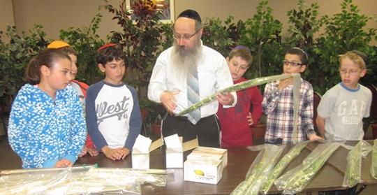 Sukkot Outreach