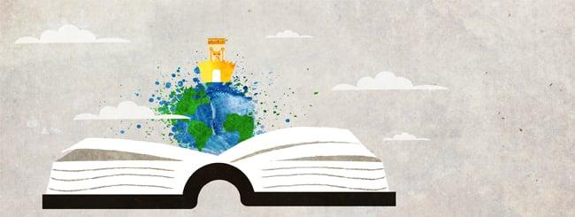 Artigos: Um Sustentáculo Com o Qual Podemos Mover o Mundo