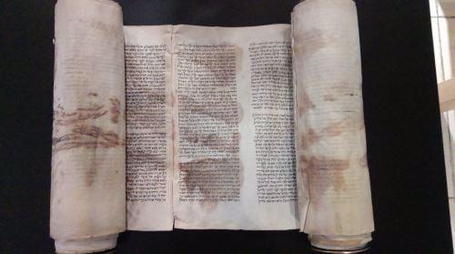 """""""זה ספר התורה של סבא"""""""