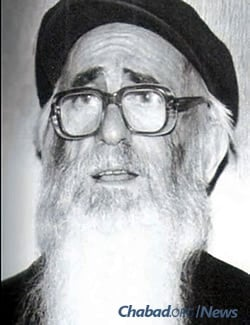 Rabbi Getche Vilensky was for decades a central figure in the underground Jewish community of Moscow.
