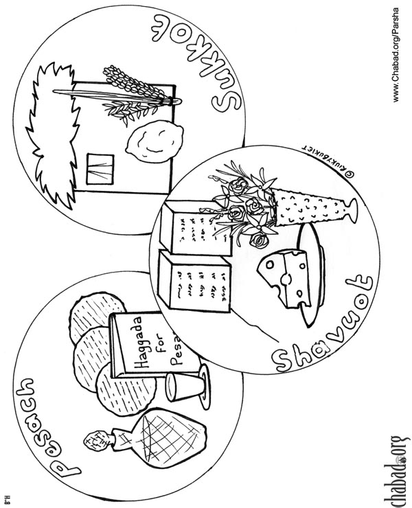 Re Eh Coloring Pages Family Parshah Parshah