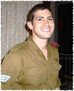 Michael Levin cut short a vacation with family in Philadelphia to rush to the Lebanese front. Photo: Family photo