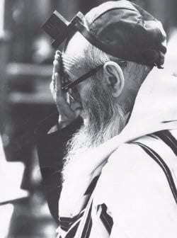 Dovber (Berel) Paltiel, father of the author
