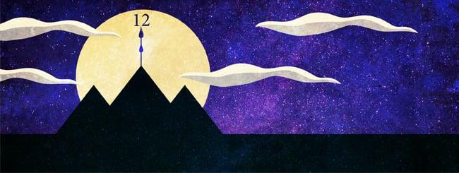 Les maîtres 'hassidiques: Le mystère de minuit