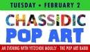 Chassidic Pop Art Exhibition at Herzog Winery